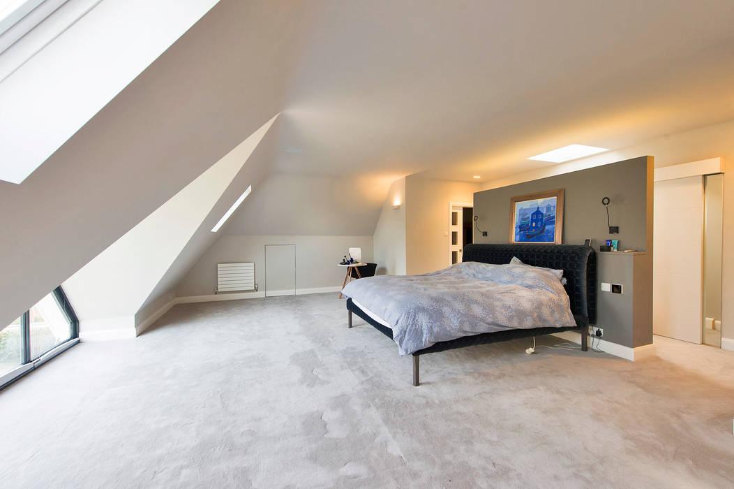 Master Bedroom par CSarchitects Moderne