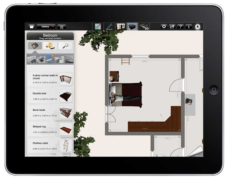 Home Design 3d The Best Interior Design App On Ios And