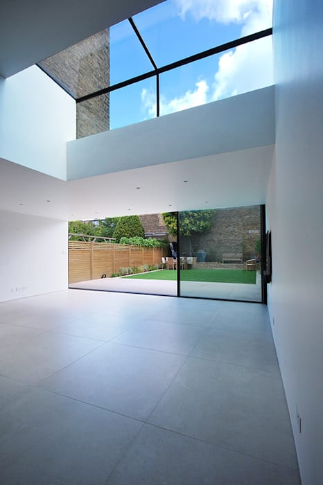 ELMS ROAD LBMVarchitects 現代廚房設計點子、靈感&圖片