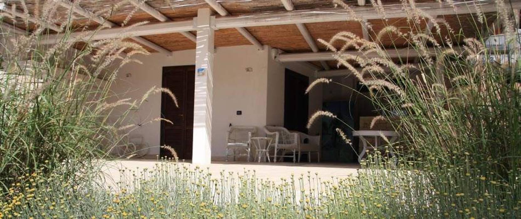 Il giardino dell'otium otragiardini Giardino in stile mediterraneo