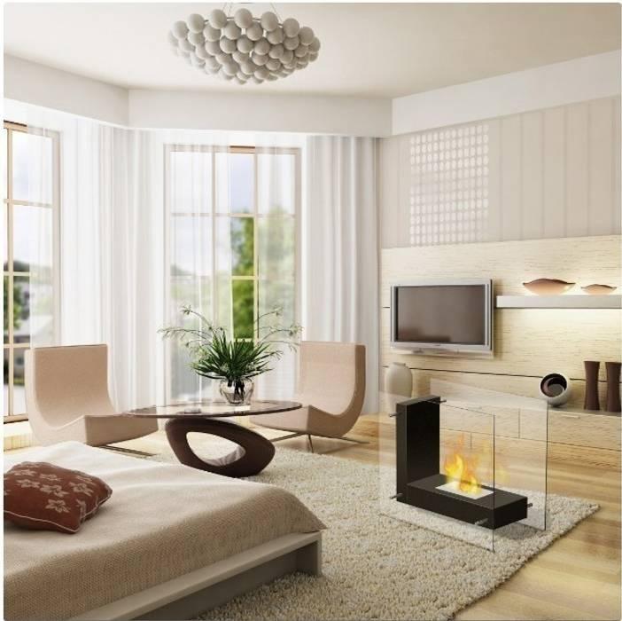de style  par Clearfire - Lareiras Etanol, Moderne Fer / Acier