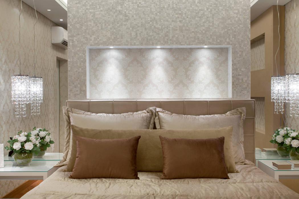 Moderne Schlafzimmer von Arquiteto Aquiles Nícolas Kílaris Modern