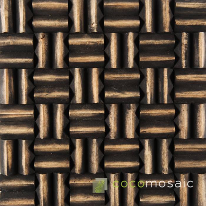 Cocomosaic | Grand Pyramid: modern  door Nature at home | Cocomosaic | Wood4Walls, Modern