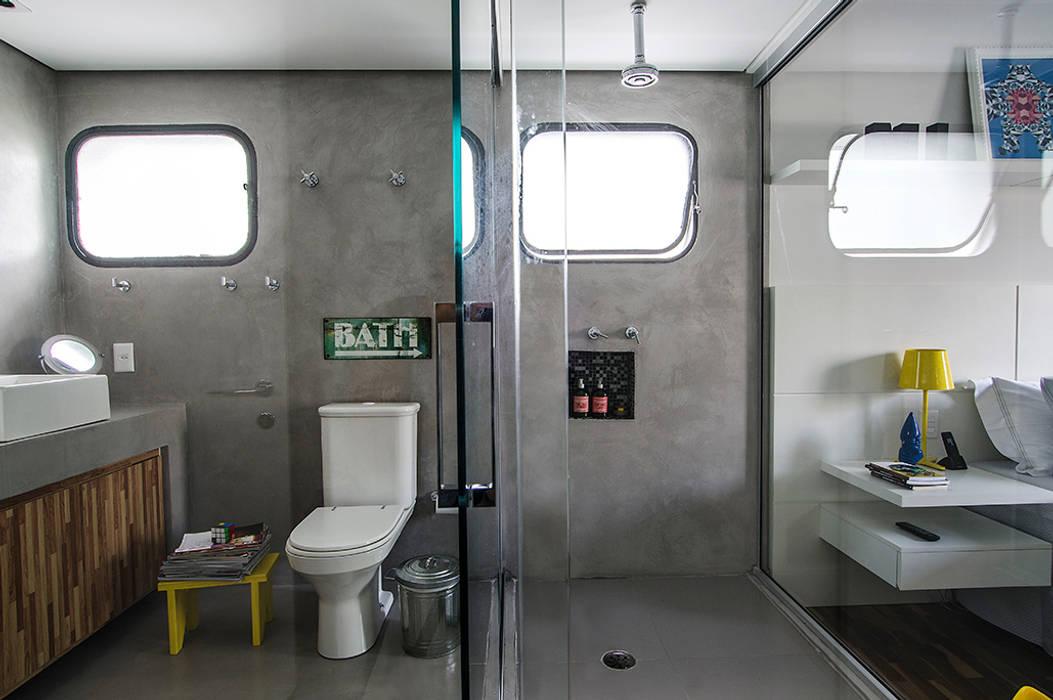 Moderne Badezimmer von Marcella Loeb Modern
