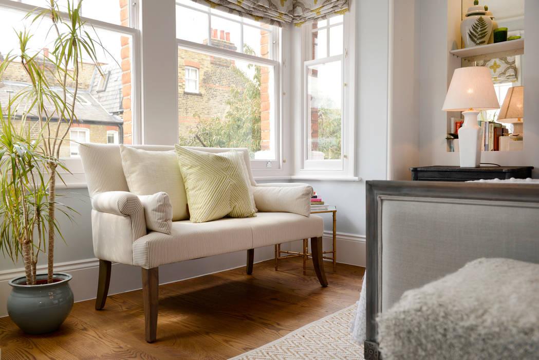Family Home Ruth Noble Interiors Kamar Tidur Klasik