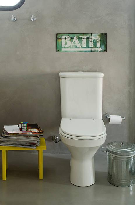 Baños de estilo  por Marcella Loeb,