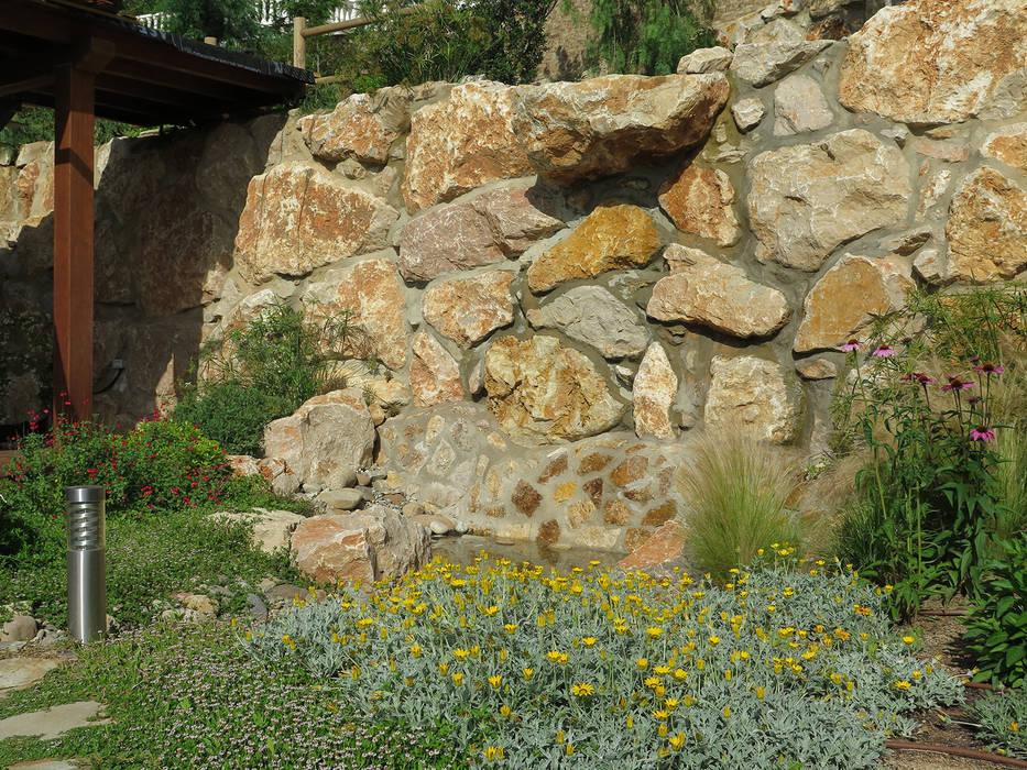 Mediterranean style gardens by LANDSHAFT Mediterranean