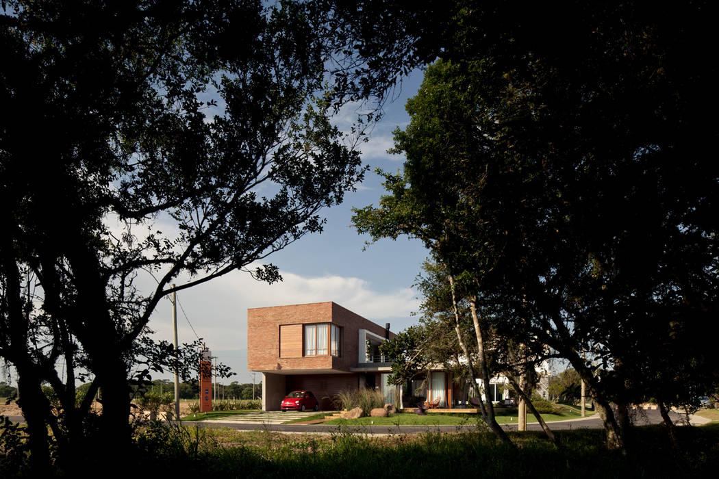 Casa Marítimo - Seferin Arquitetura: Casas  por Seferin Arquitetura,Moderno