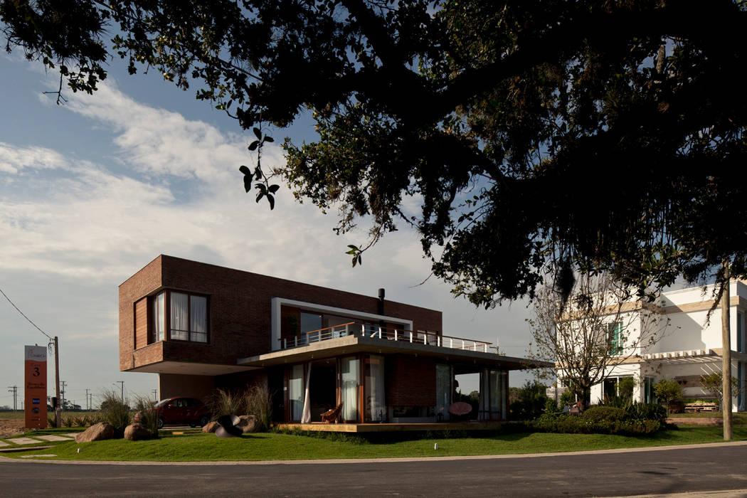 Casa Marítimo - Seferin Arquitetura Casas modernas por Seferin Arquitetura Moderno