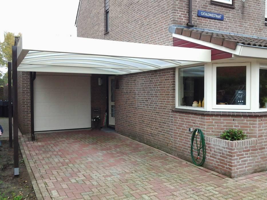 carport Moderne garage van Carport Harderwijk Modern