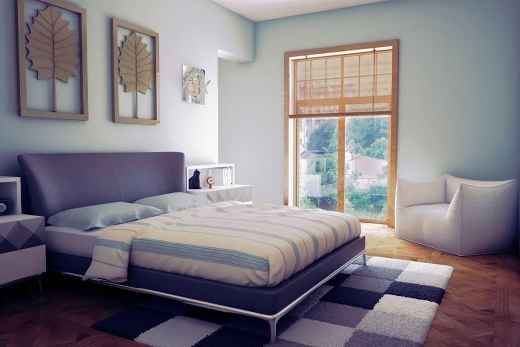Pure Yatak Odasi / Ozel Modern Yatak Odası Sonmez Mobilya Avantgarde Boutique Modoko Modern
