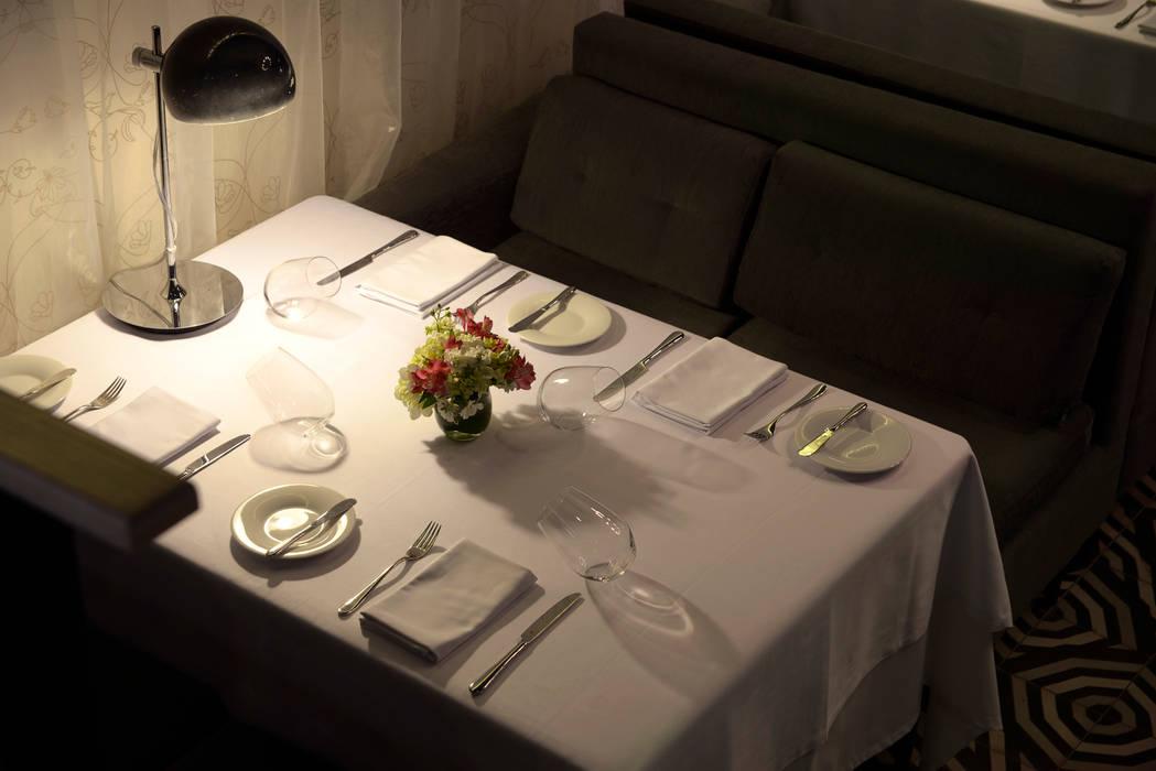 Bresca, Hat Diseño: Restaurantes de estilo  por Hat Diseño