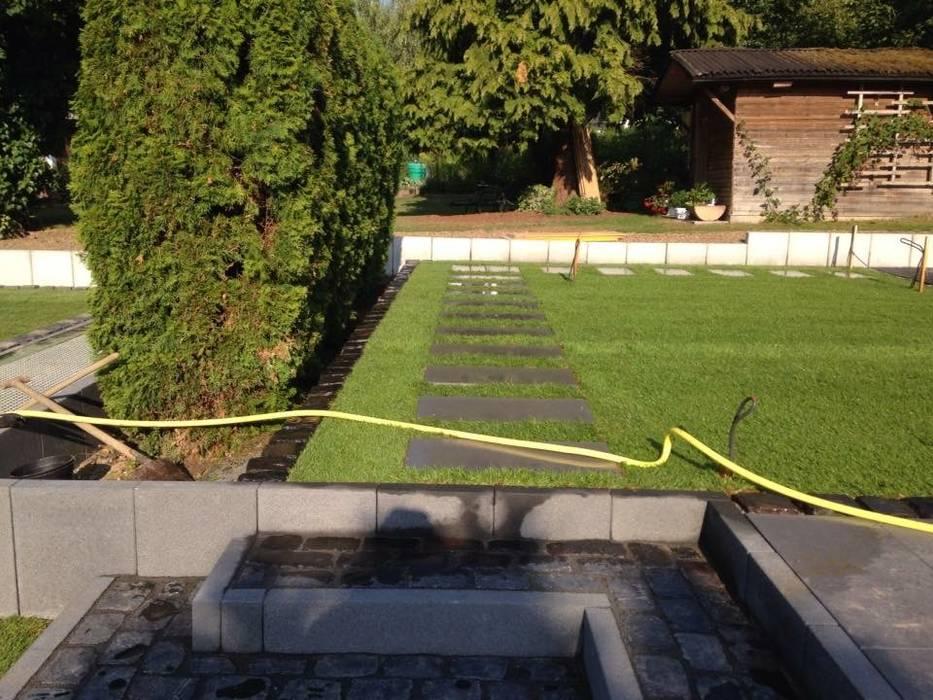 GREENLİNE PEYZAJ Modern Bahçe GREENLİNE PEYZAJ Modern