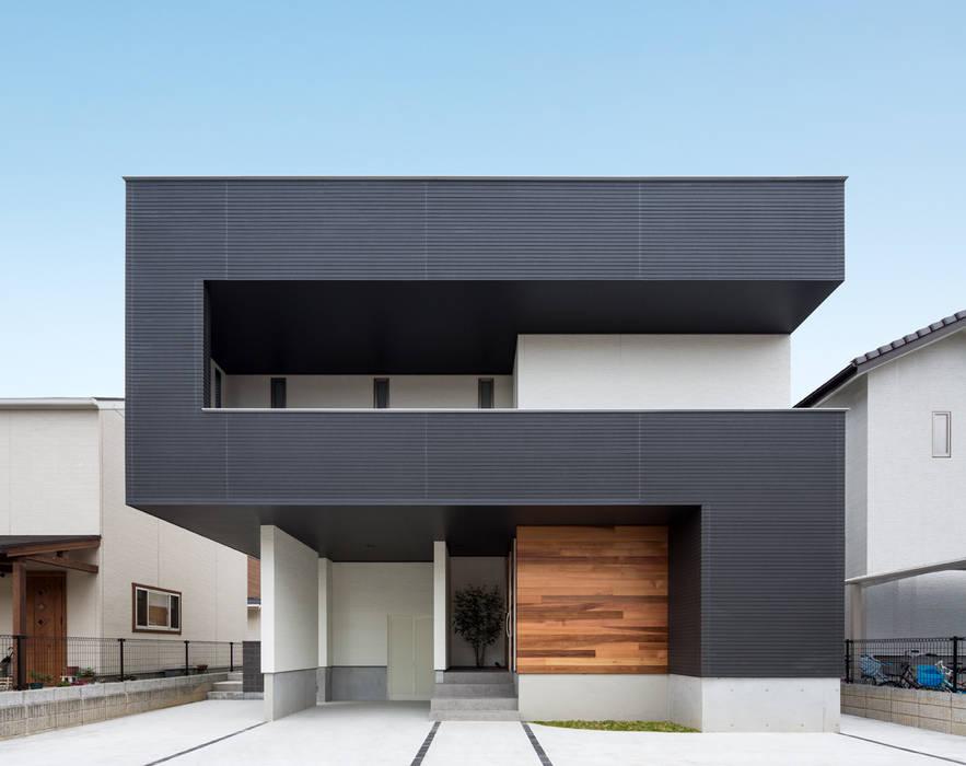 Casas de estilo  por Architect Show Co.,Ltd, Moderno