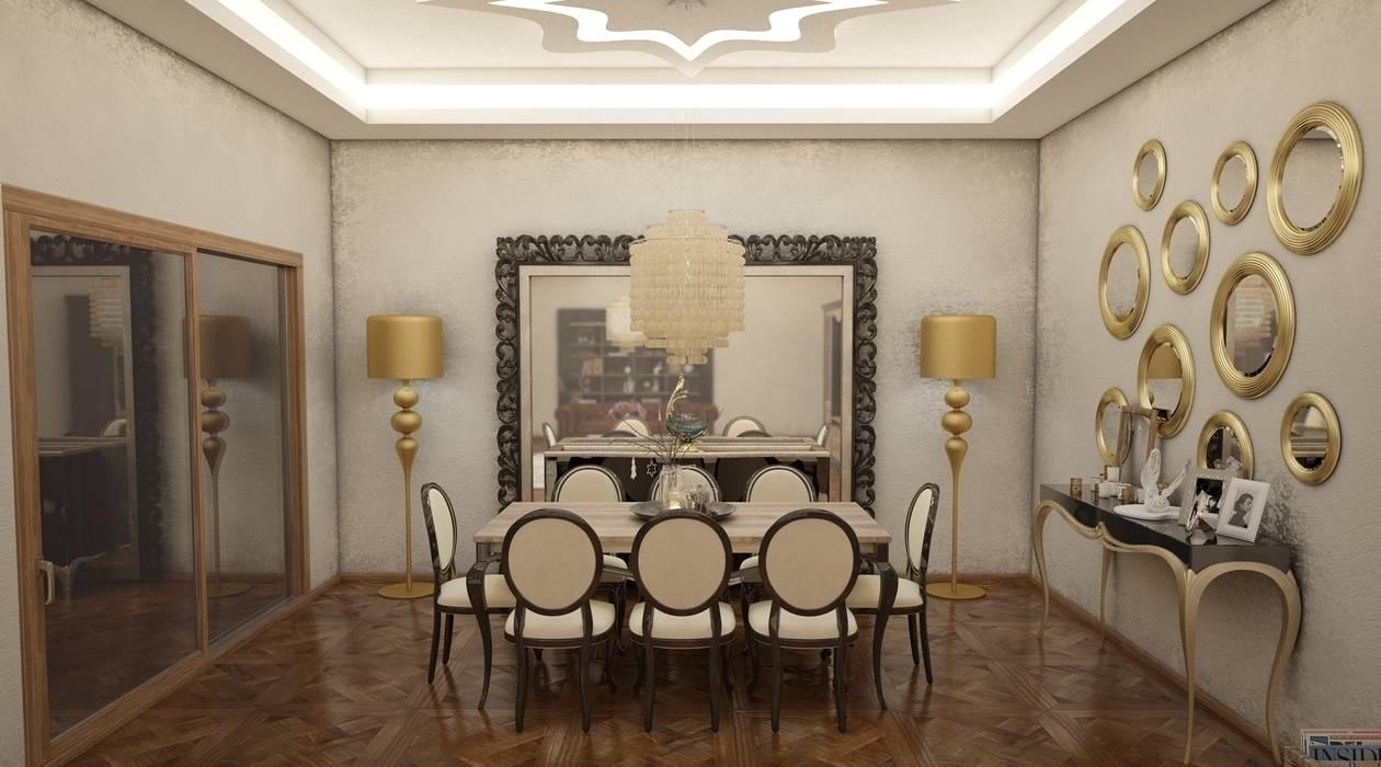 Sonmez Mobilya Avantgarde Boutique Modoko Classic style dining room