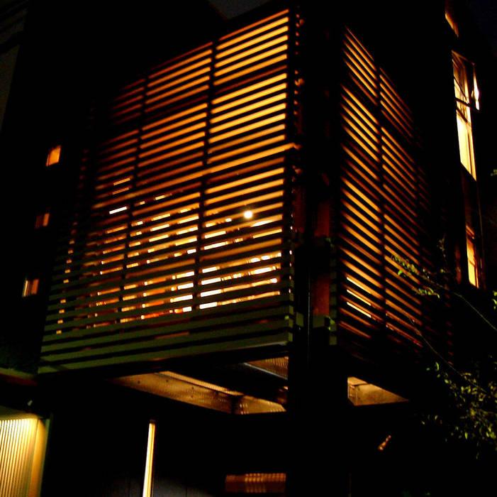 外観 の 石井設計事務所/Ishii Design Office モダン アルミニウム/亜鉛