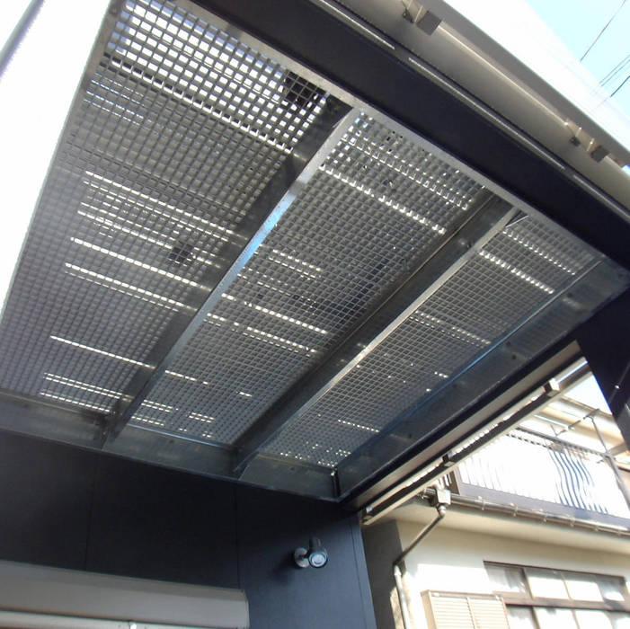 テラス: 石井設計事務所/Ishii Design Office が手掛けたテラス・ベランダです。