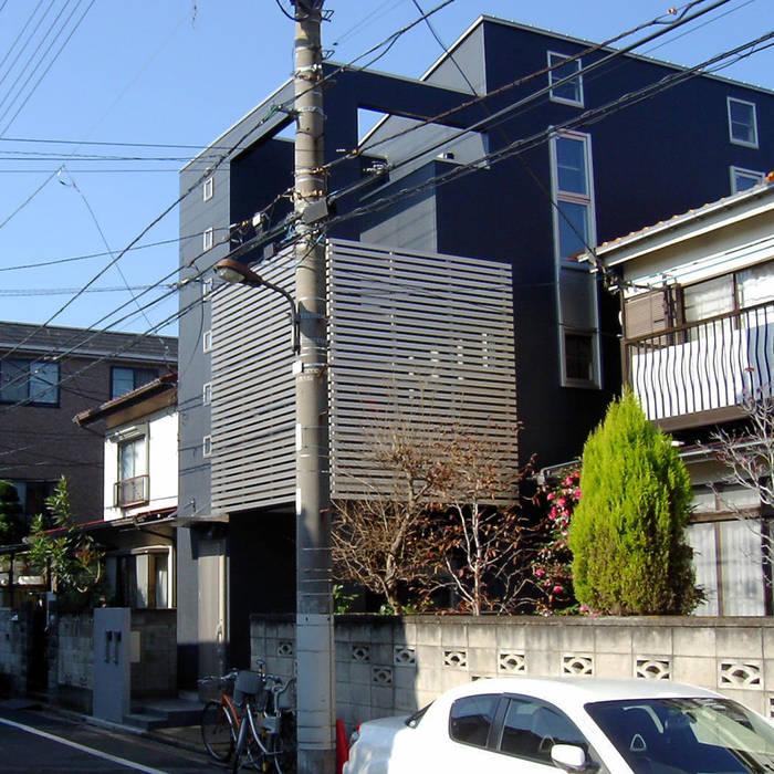 外観 モダンな 家 の 石井設計事務所/Ishii Design Office モダン