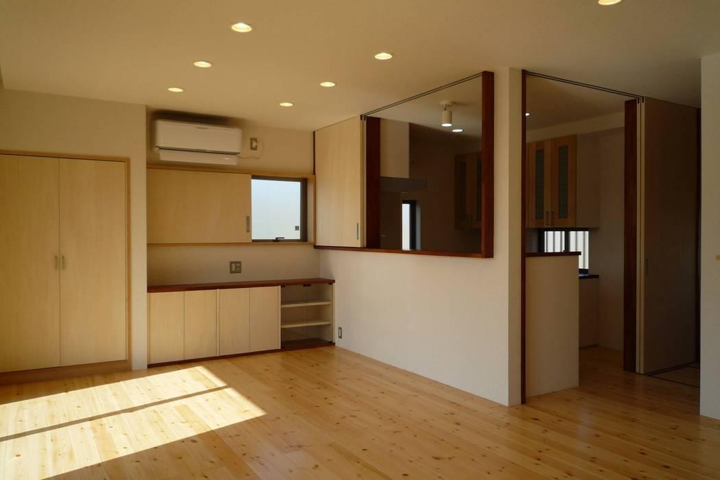 ダイニング 和風デザインの ダイニング の 石井設計事務所/Ishii Design Office 和風