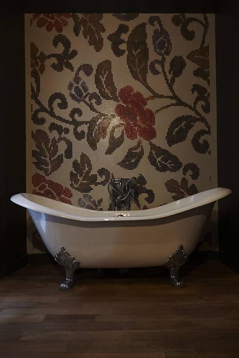 Salle de bain: Salle de bains de style  par Capucine de Cointet architecte