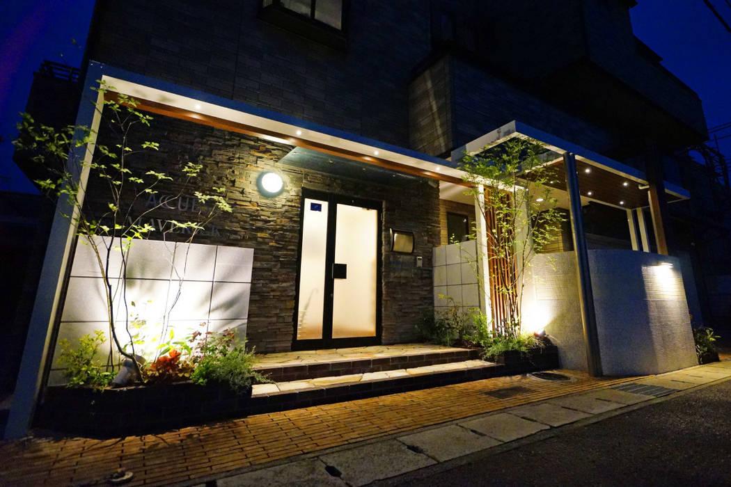 Сады в . Автор – にわいろSTYLE, Эклектичный