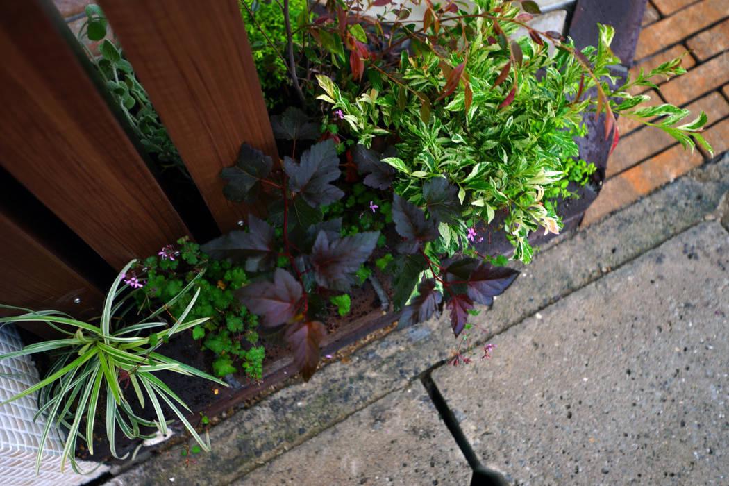 にわいろSTYLE Eclectic style garden