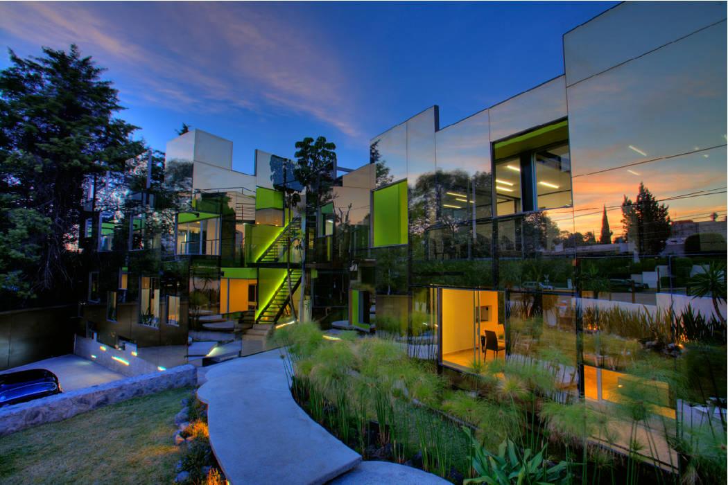 Modern Houses by Craft Arquitectos Modern