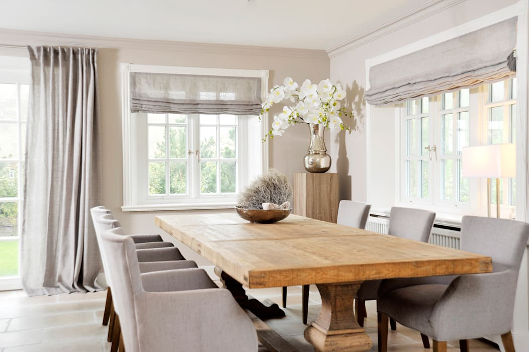 Dining Room By Sallier Wohnen Sylt Homify