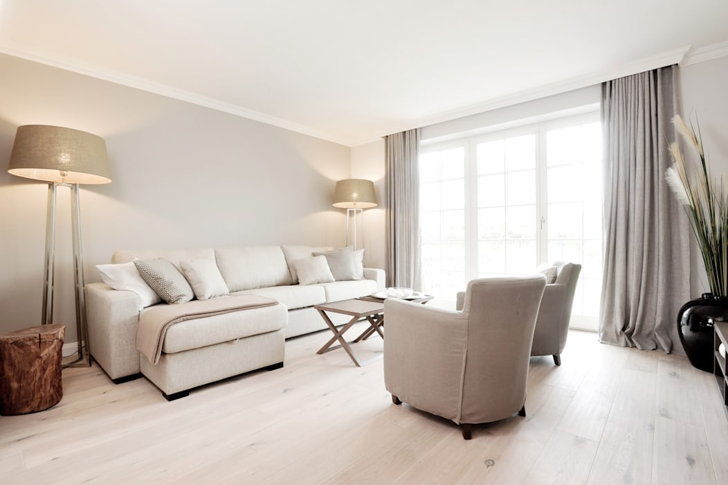 Living Room By Sallier Wohnen Sylt Homify