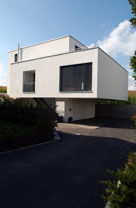 모던스타일 주택 by 5 Architekten AG 모던