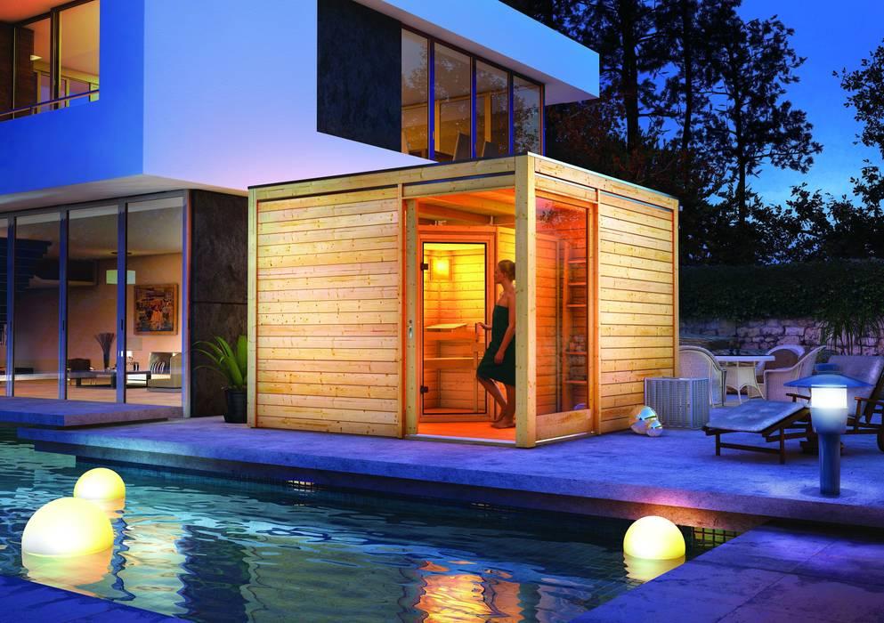modern  by Karibu Holztechnik GmbH, Modern