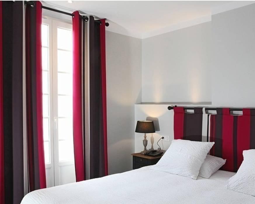 Hotel Lafayette - Saint Jean De Luz: Hôtels de style  par Créations Jean-Vier