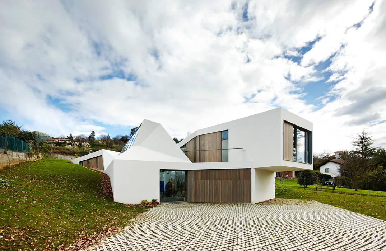 Huizen door miba architects