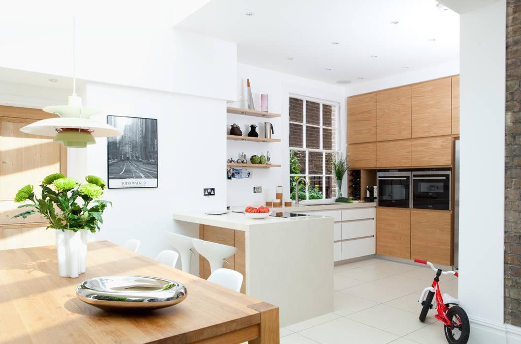 Fielding Road Hamilton King Modern kitchen