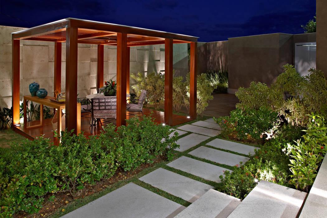 Jardines de estilo  por CP Paisagismo