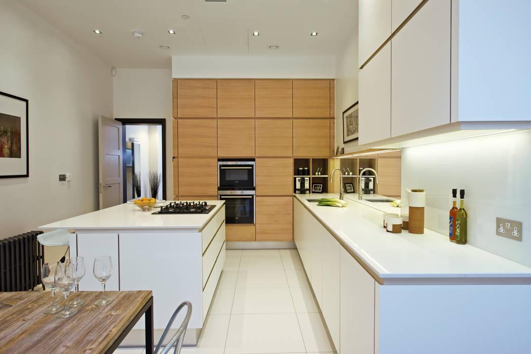 Tabard Street Hamilton King Scandinavian style kitchen
