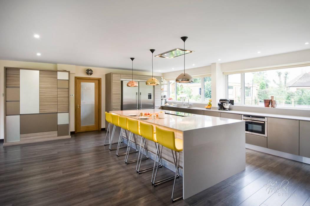 ห้องครัว โดย Lisa Melvin Design , โมเดิร์น
