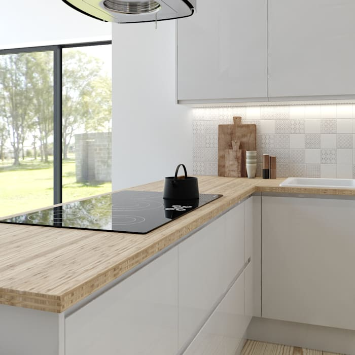 modern  by Kitchen Stori, Modern