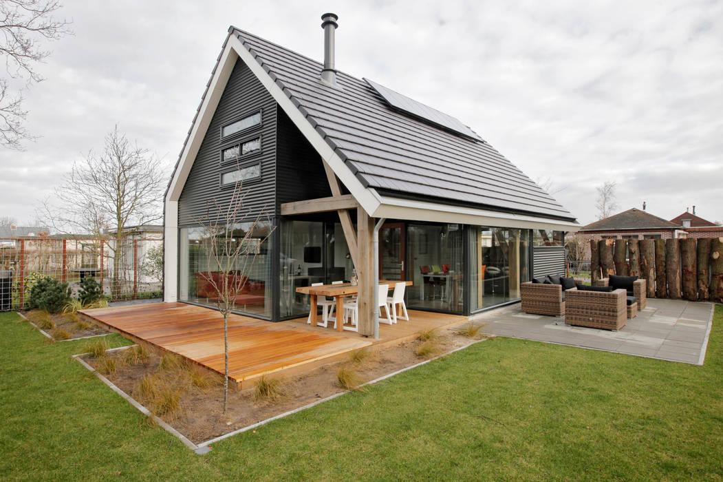 Bongers Architecten Jardin moderne