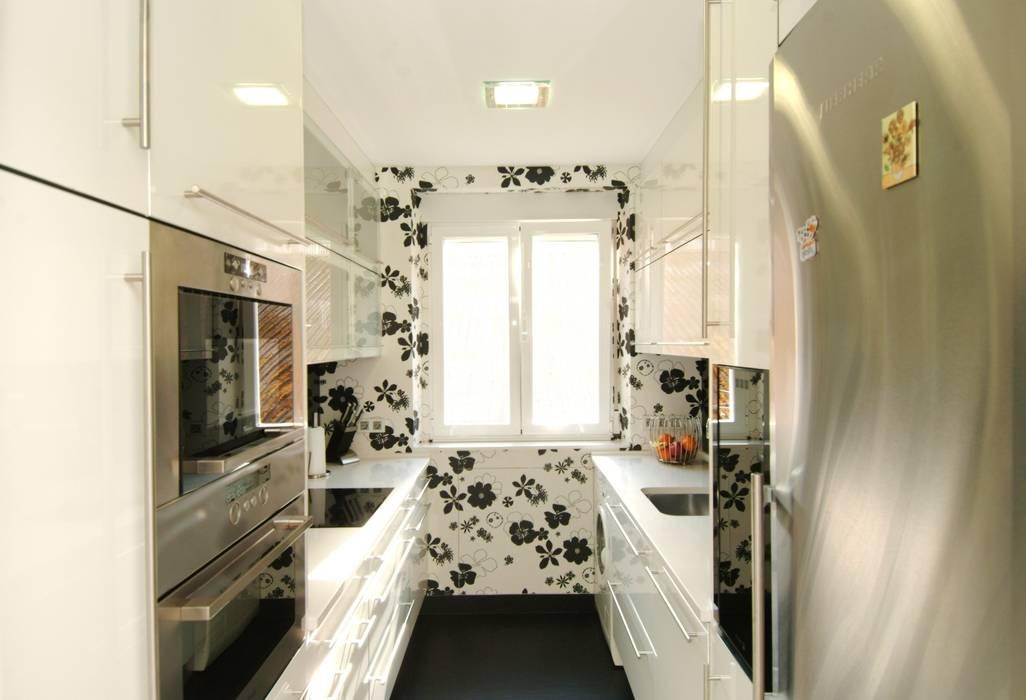 PRIBURGOS SLU Modern kitchen