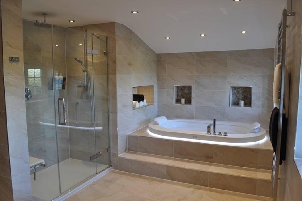 Bath & Shower View :  Bathroom by Daman of Witham Ltd