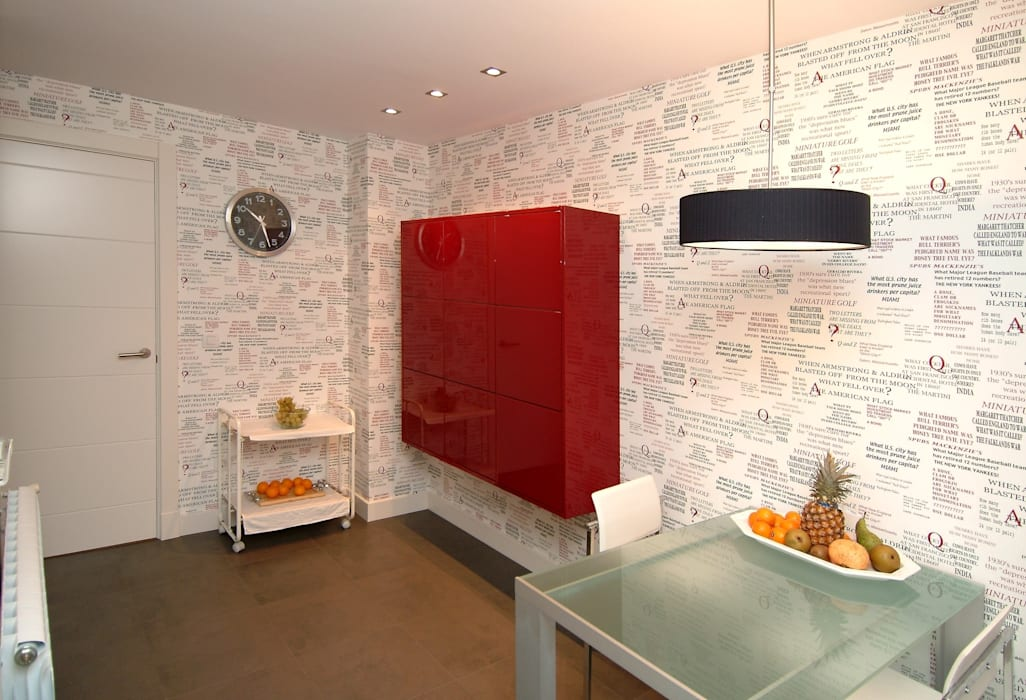 Kitchen by PRIBURGOS SLU, Modern