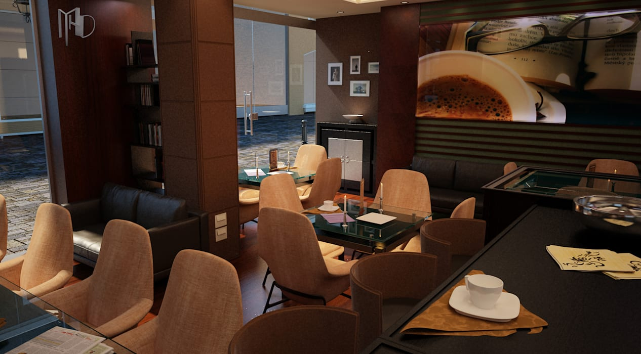 MHD Design Group – interior Camera 001:  tarz Bar & kulüpler