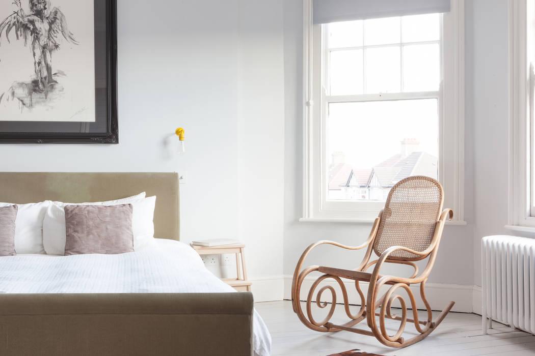 PG Residence deDraft Ltd Scandinavian style bedroom