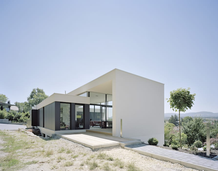 Modern Houses By Schiller Architektur Bda Modern Homify