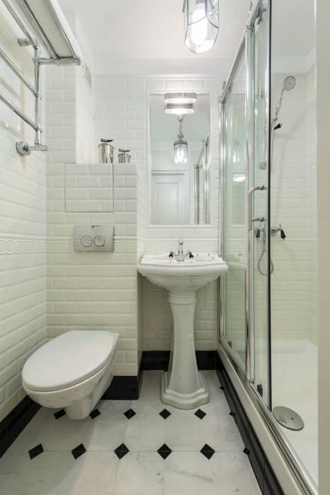 Classic style bathroom by Мария Дадиани Classic
