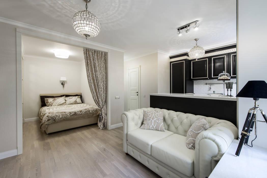 Classic style living room by Мария Дадиани Classic