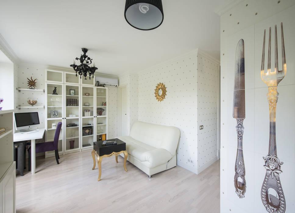 Мария Дадиани Klassische Wohnzimmer
