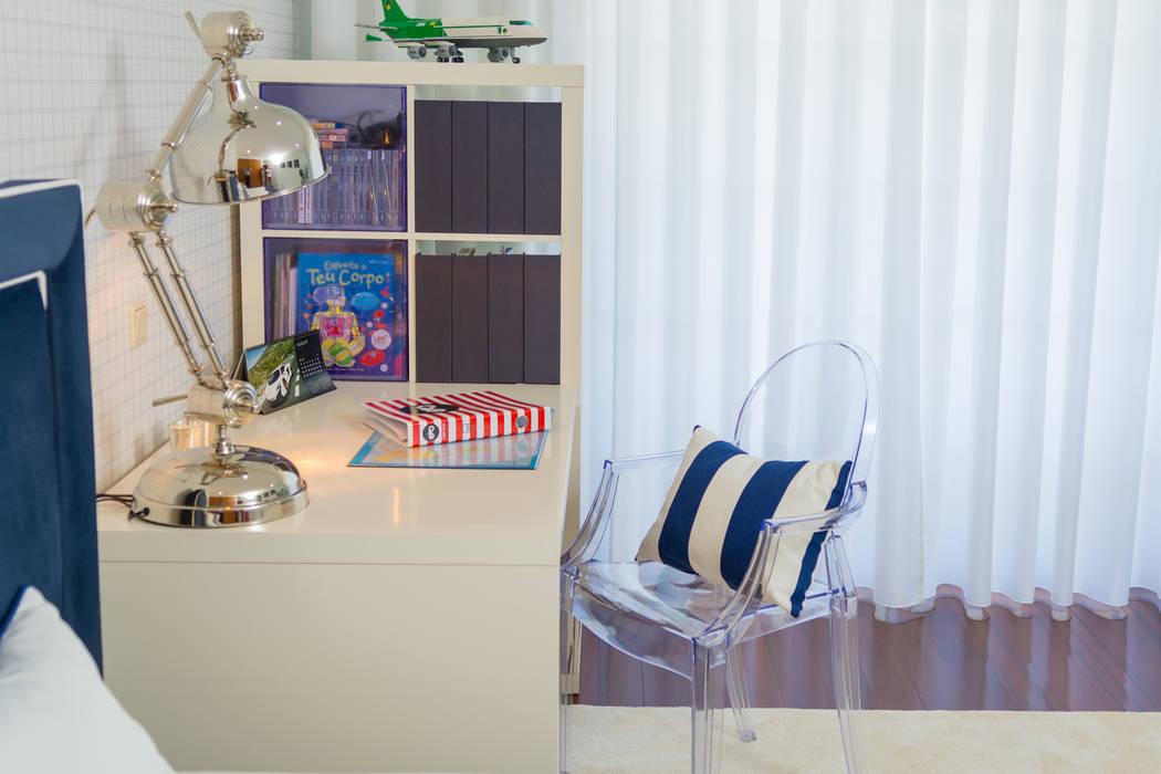 Dormitorios de estilo ecléctico de Ângela Pinheiro Home Design Ecléctico