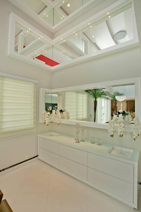 Dining room تنفيذ Designer de Interiores e Paisagista Iara Kílaris